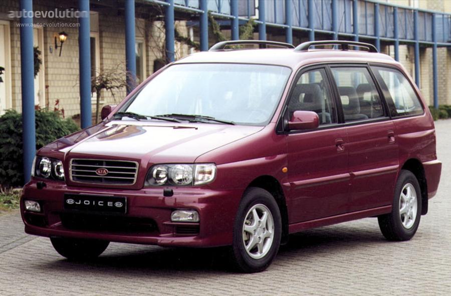 KIA Joice specs - 1999, 2000, 2001, 2002, 2003 - autoevolution