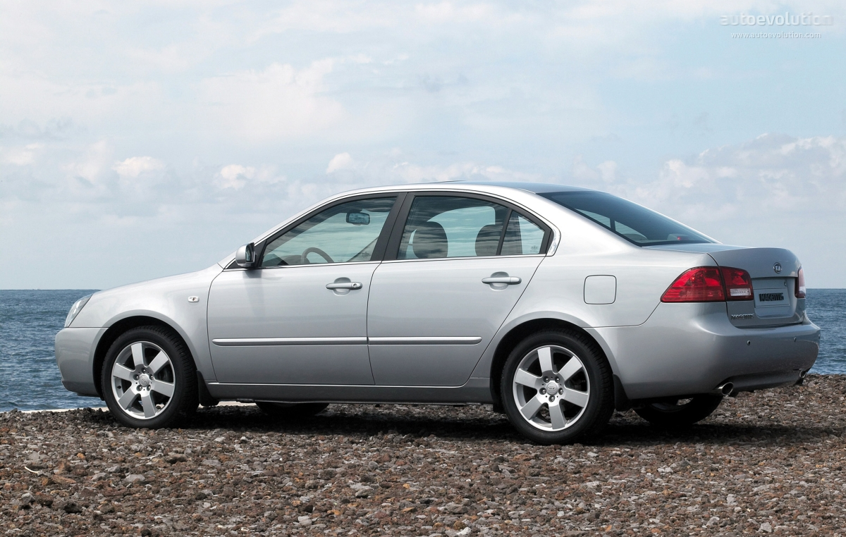 kia optima magentis 2006 2007 2008 autoevolution
