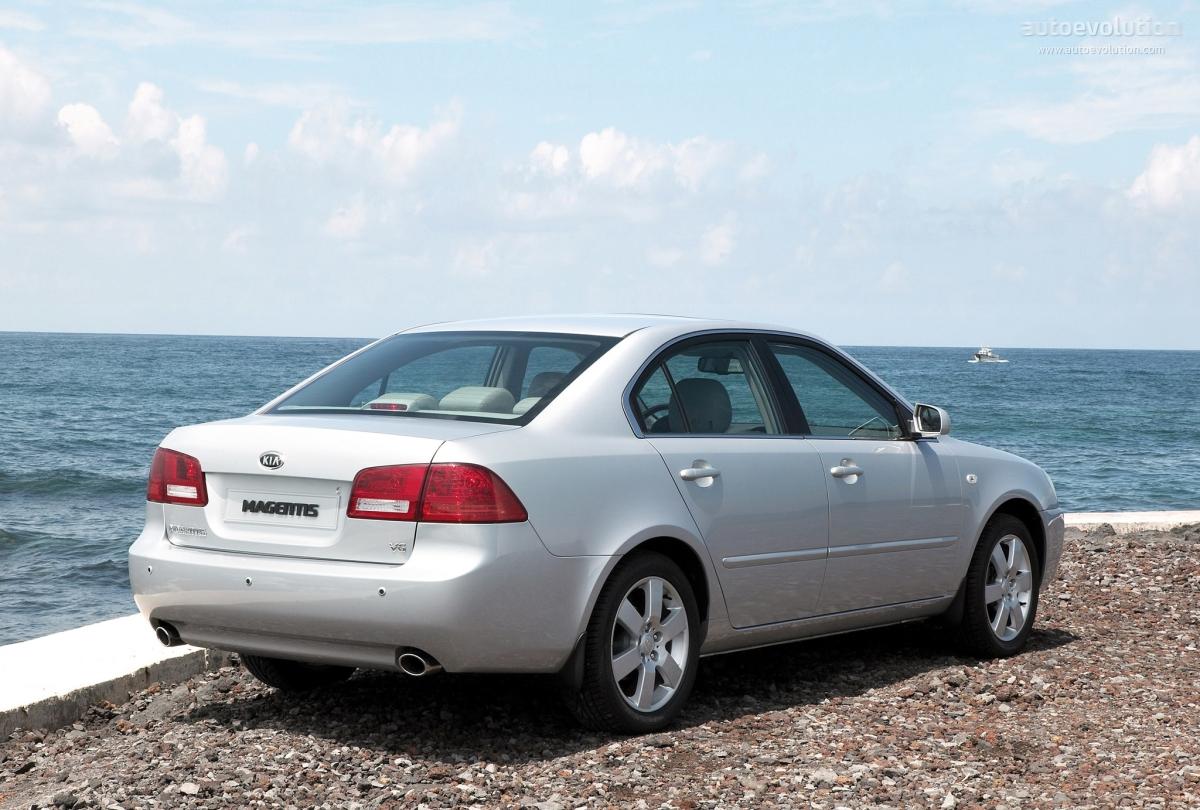 KIA Optima / Magentis - 2006, 2007, 2008 - autoevolution