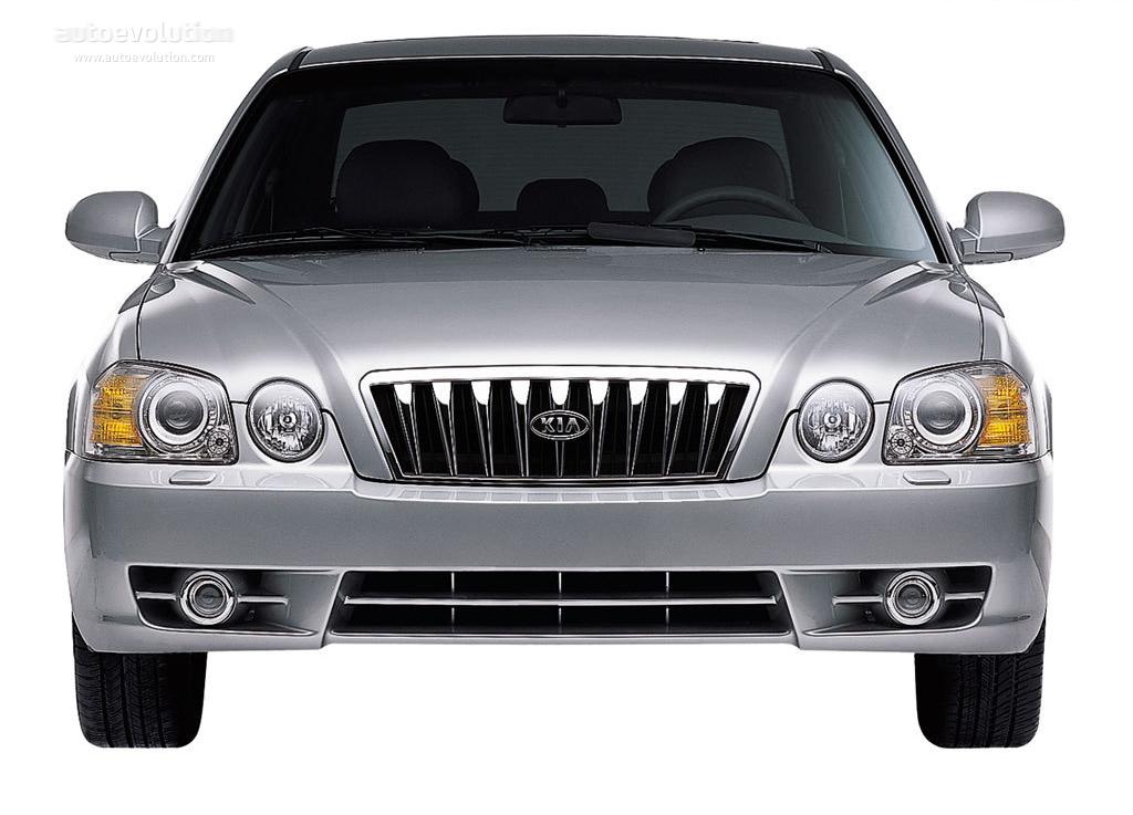 Daihatsu Badge >> KIA Optima / Magentis - 2003, 2004, 2005, 2006 - autoevolution