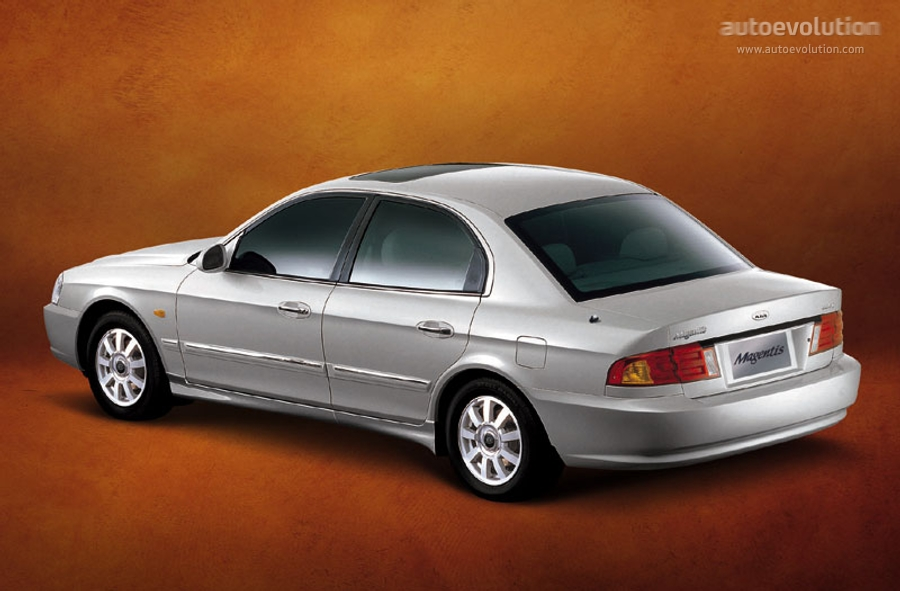 Kia Optima Magentis Specs 2001 2002 2003 Autoevolution