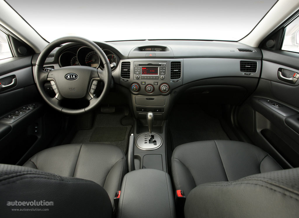 Kia Optima Magentis Specs Amp Photos 2008 2009 2010
