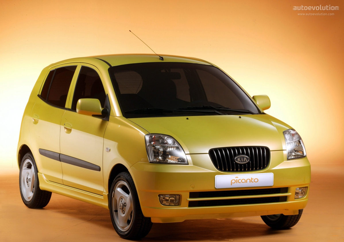 Kia Picanto - 2004  2005  2006  2007