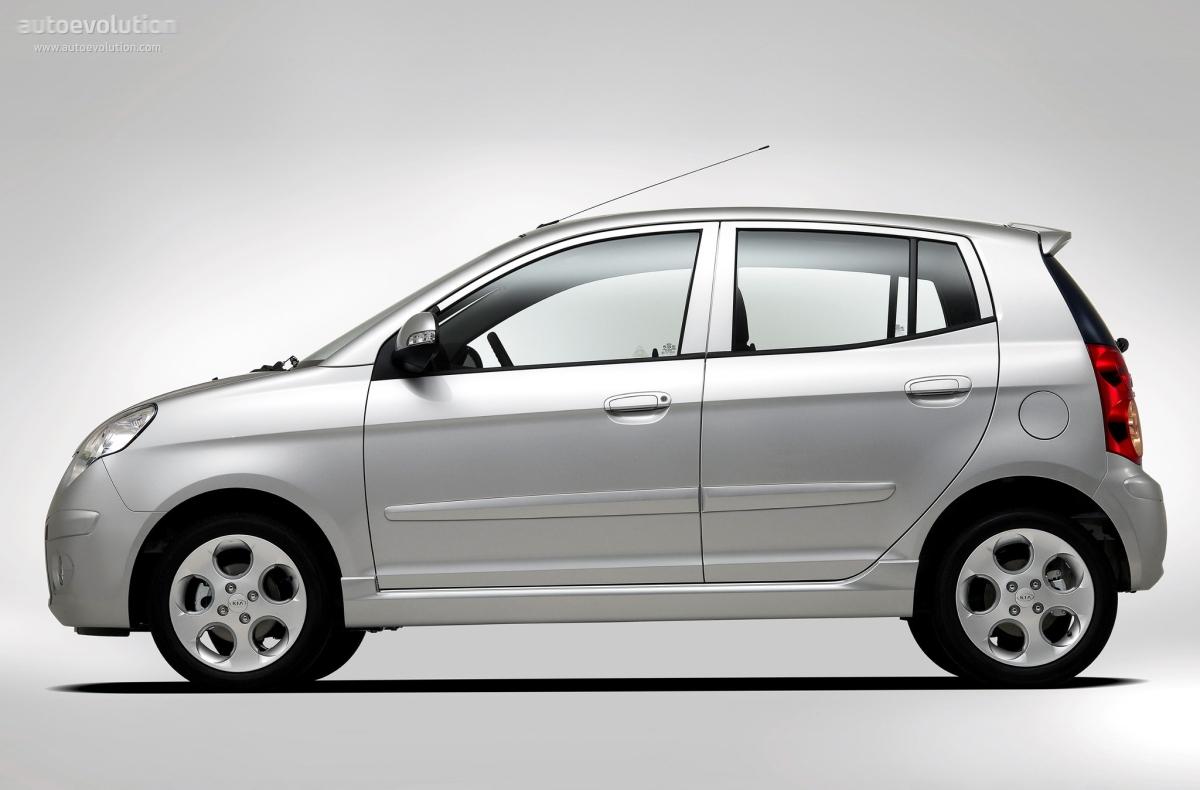 Kia Picanto 2007 2008 2009 2010 2011 Autoevolution