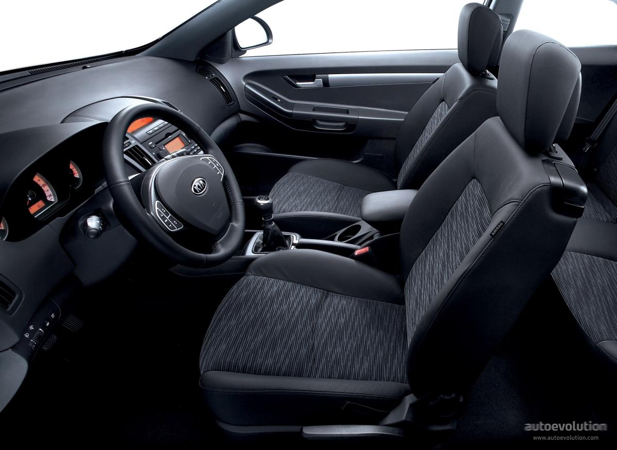Kia Forte Hatchback >> KIA Pro cee'd specs & photos - 2007, 2008, 2009, 2010 ...