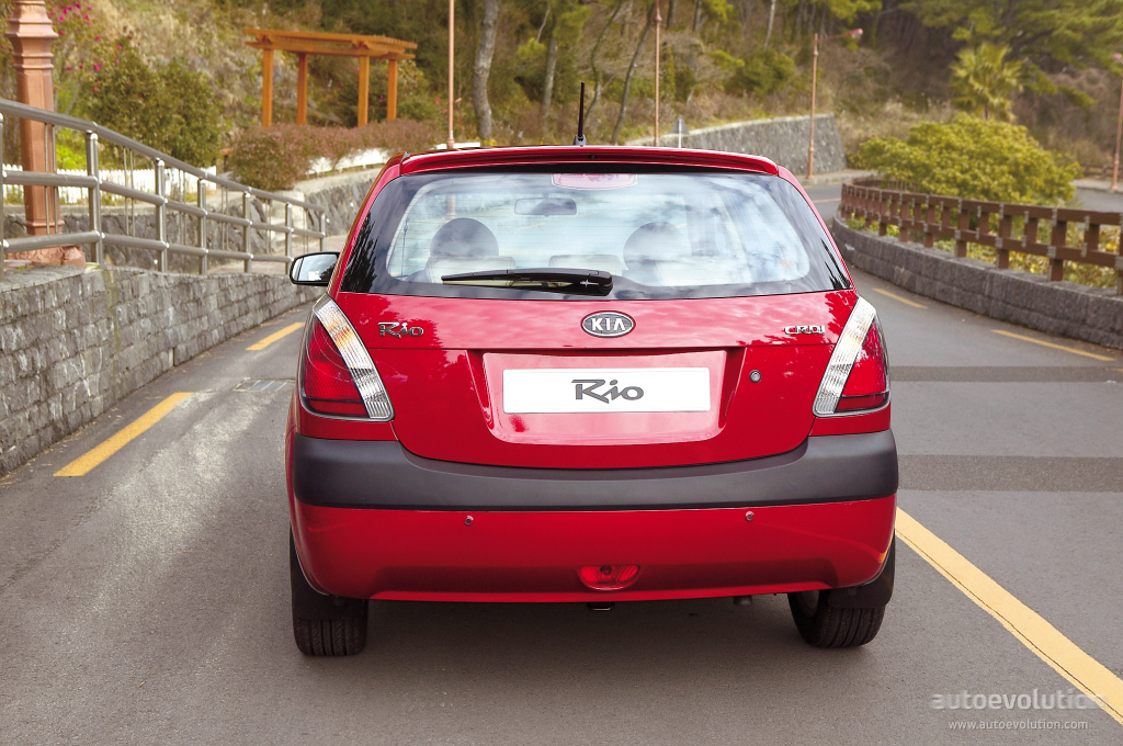 Kia Rio Hatchback Specs 2005 2006 2007 2008