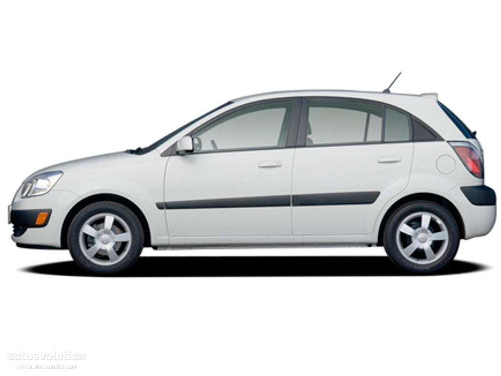 KIA Rio Hatchback specs - 2009, 2010, 2011 - autoevolution