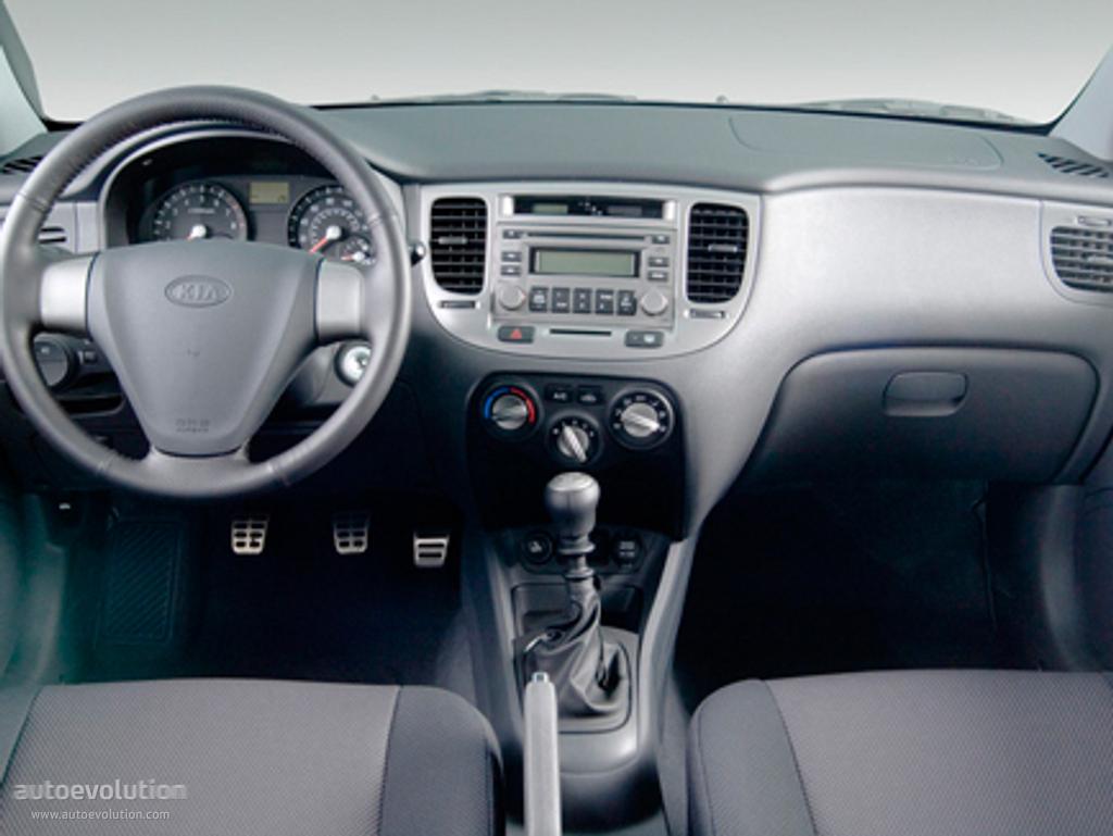 ... KIA Rio Hatchback (2009   2011) ...