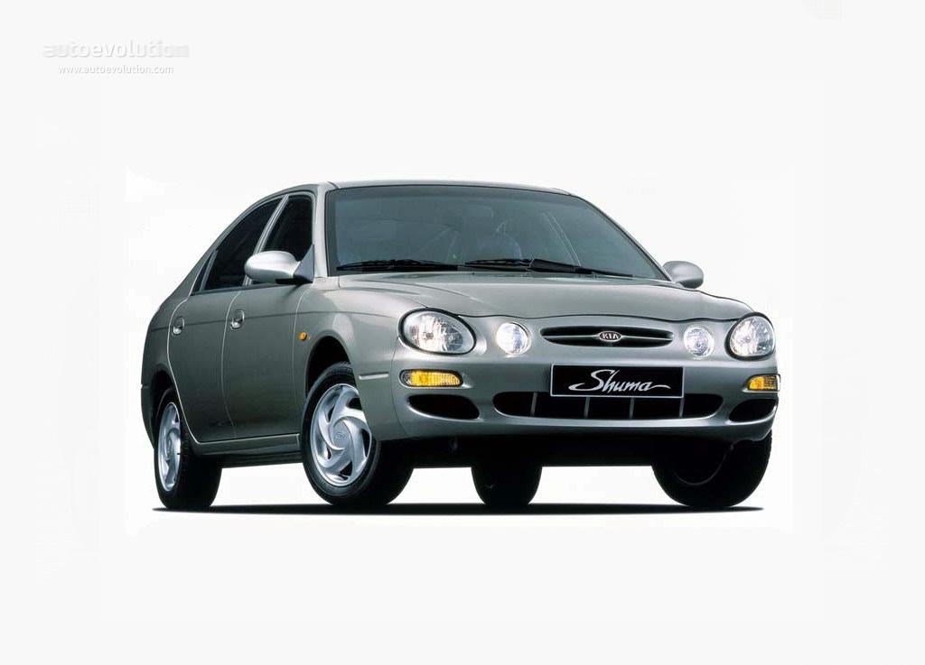Kia Shuma 1998 1999 2000 2001 Autoevolution