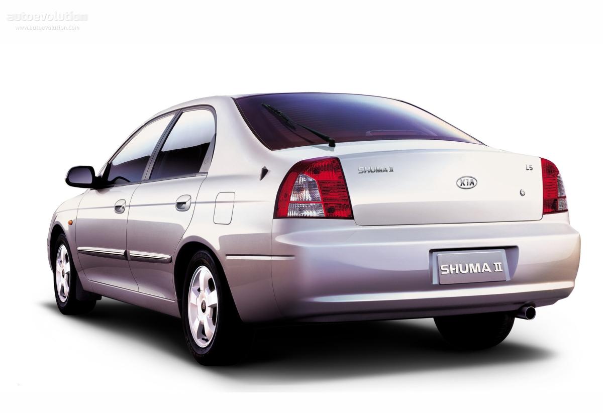 Kia Shuma 2001 2002 2003 2004 Autoevolution
