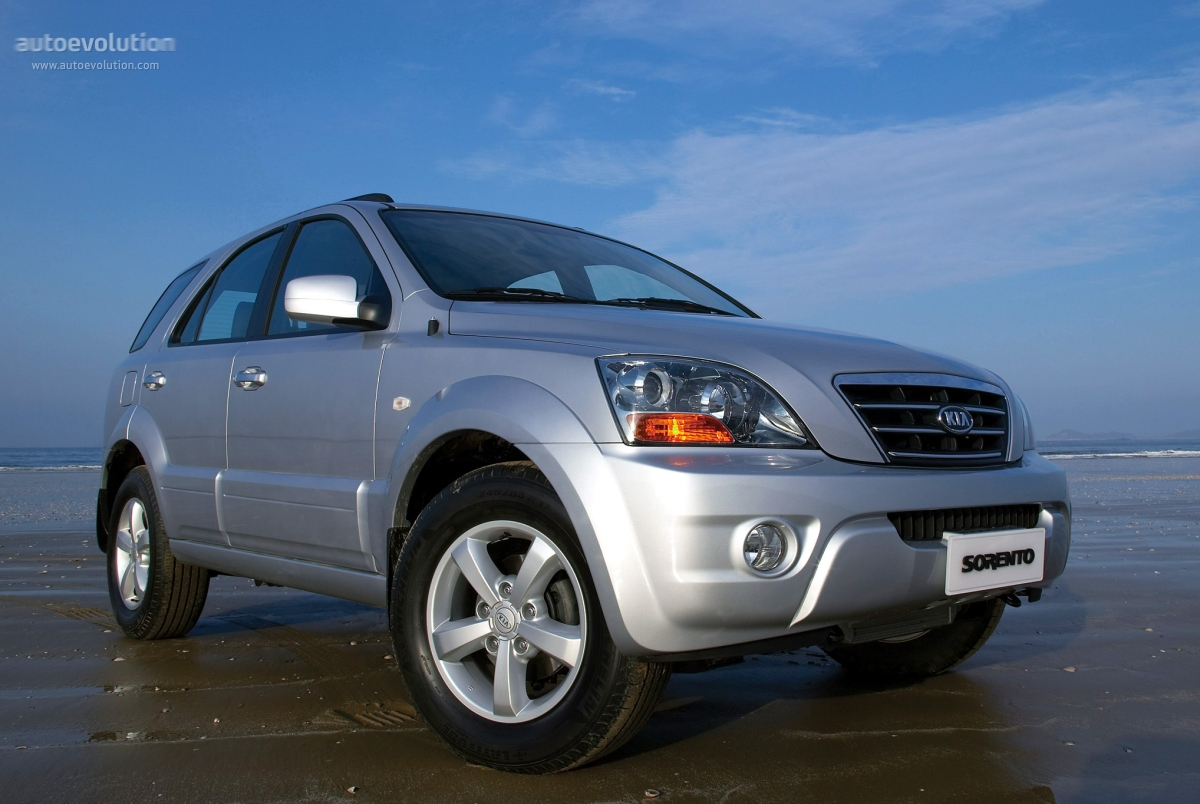 KIA Sorento specs & photos - 2006, 2007, 2008, 2009 - autoevolution