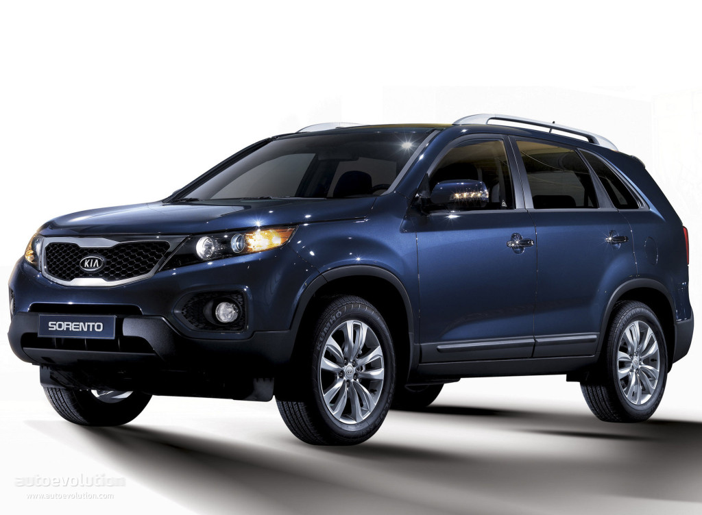 kia sorento specs photos 2009 2010 2011 2012 2013 2014 autoevolution. Black Bedroom Furniture Sets. Home Design Ideas