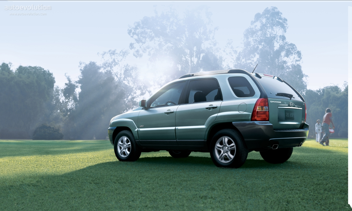 2004 Kia Sportage 4x4   News, Reviews, Msrp, Ratings With Amazing .