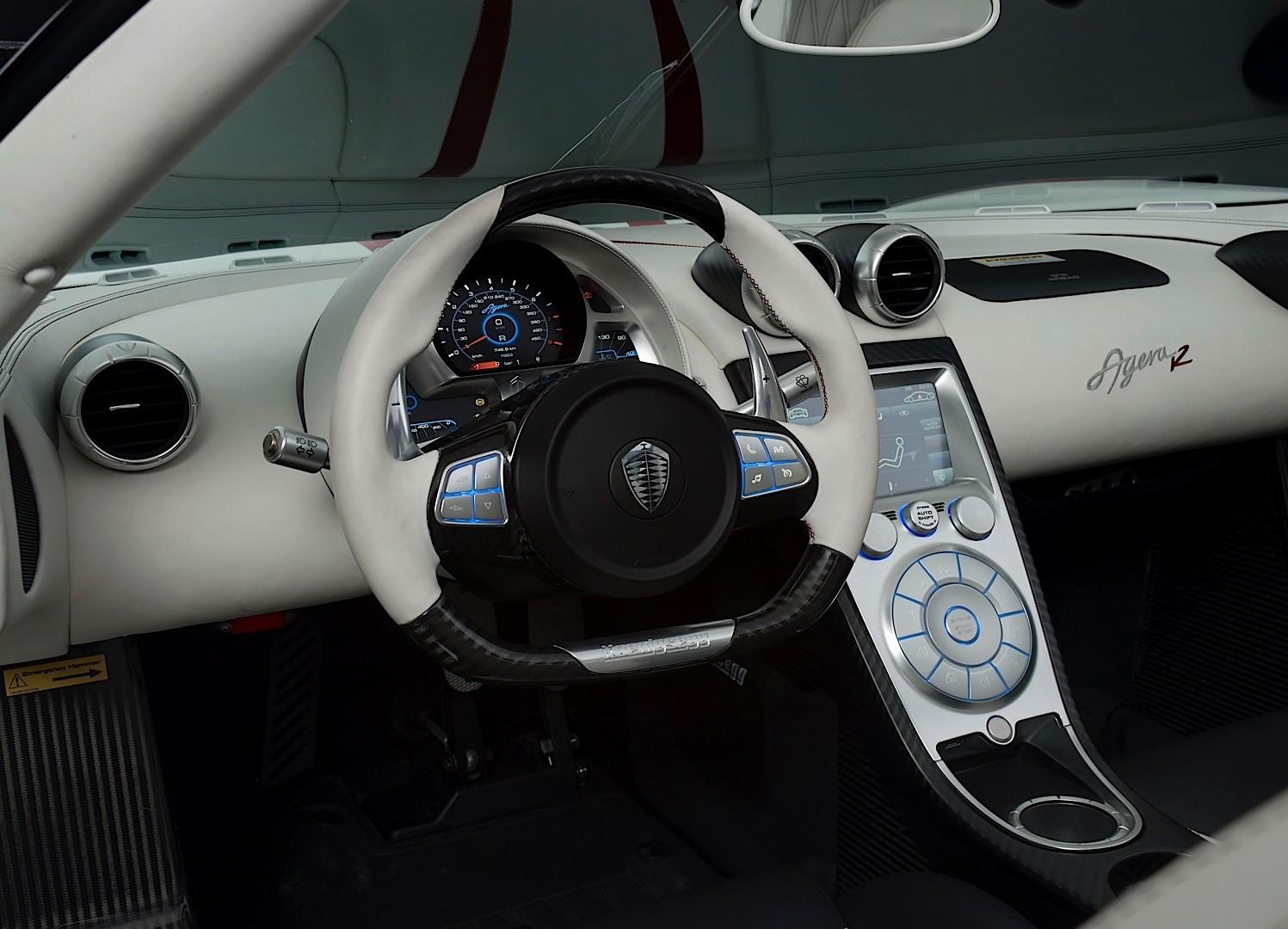 Koenigsegg koenigsegg agera r interior : KOENIGSEGG Agera R specs - 2011, 2012, 2013, 2014 - autoevolution