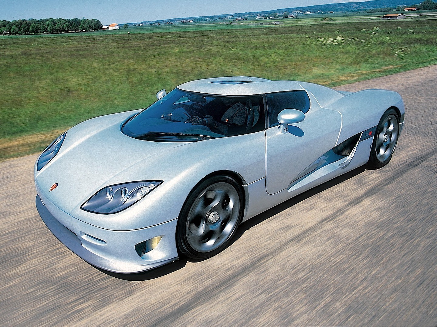 North Point Ford >> KOENIGSEGG CCR specs & photos - 2004, 2005, 2006 ...