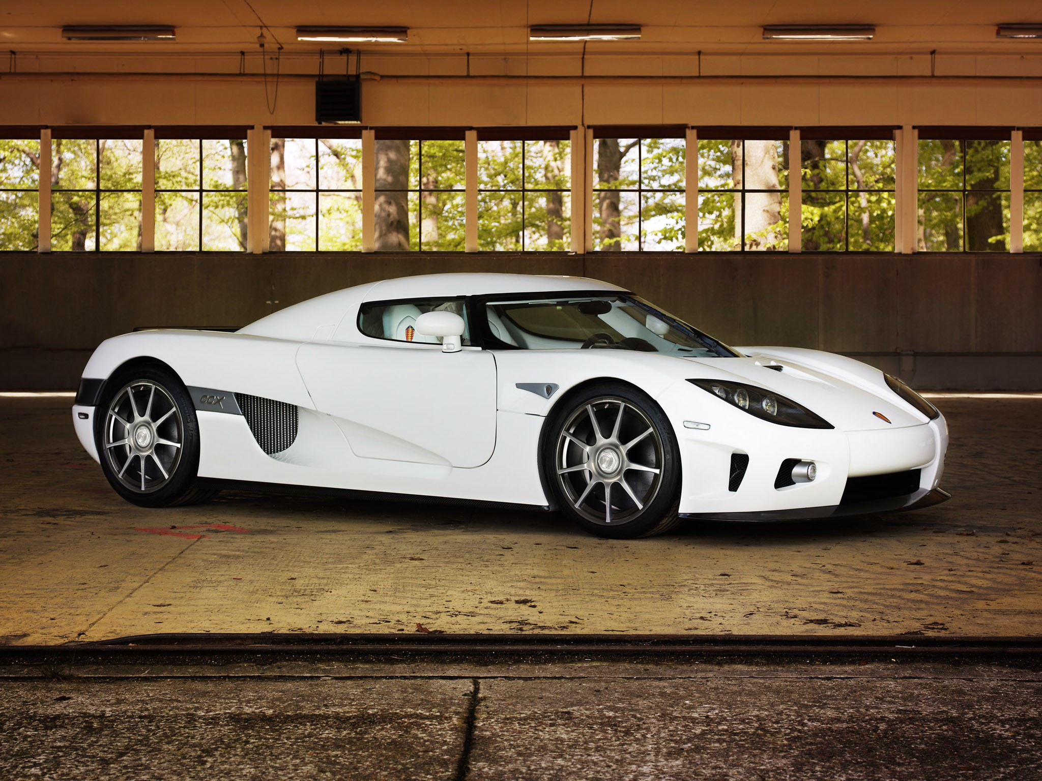 KOENIGSEGG CCX specs & photos - 2006, 2007, 2008, 2009 ...