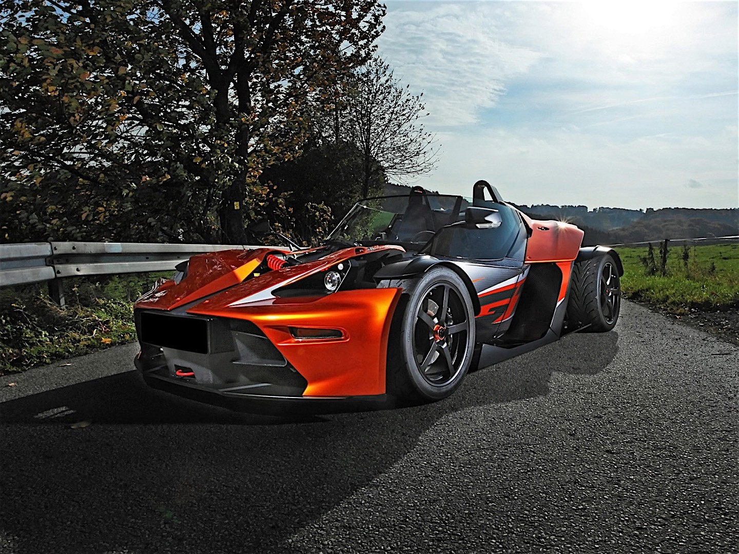 ktm x bow gt 2013 2014 2015 2016 autoevolution. Black Bedroom Furniture Sets. Home Design Ideas