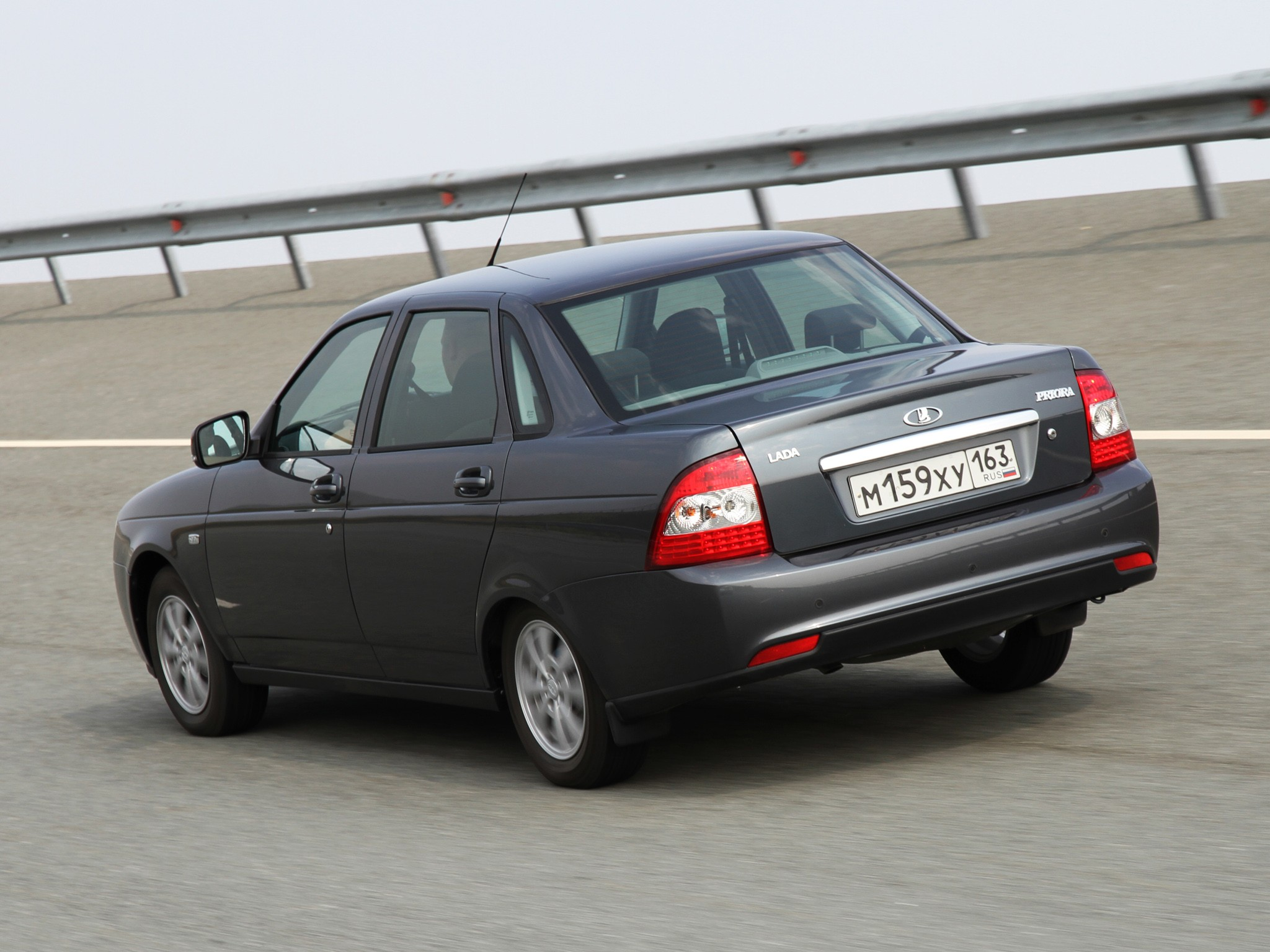What does Lada Priora look like 78