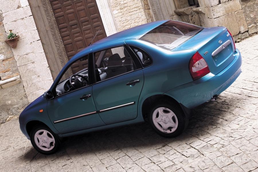 Lada Kalina Sedan Specs 2006 2007 2008 2009 2010
