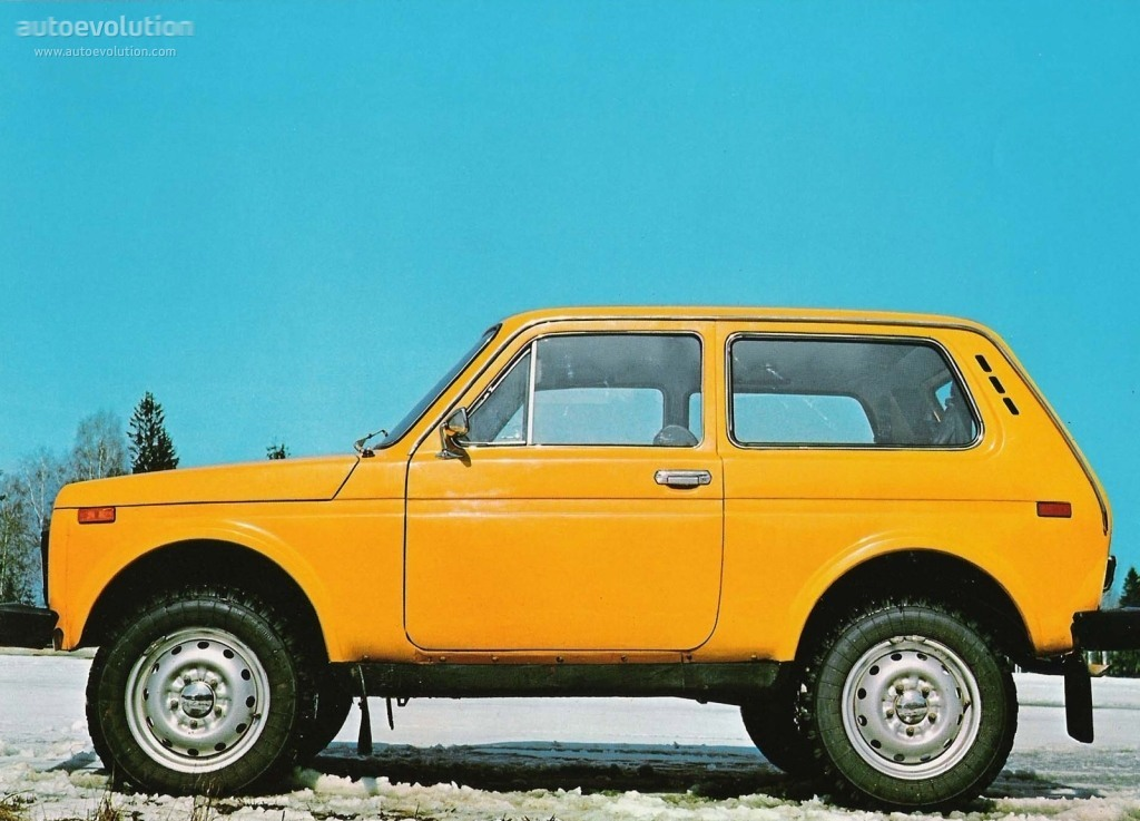Lada Niva Specs Photos 1976 1977 1978 1979 1980 1981 1982