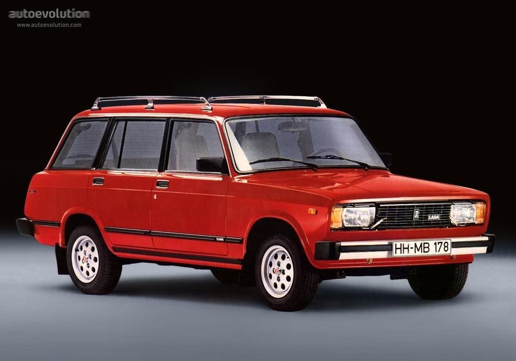 Lada Nova Combi 1985 1986 1987 1988 1989 1990 1991