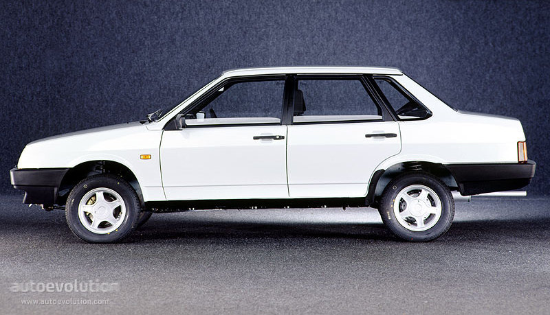 Lada Samara 4 Doors Specs Amp Photos 1984 1985 1986