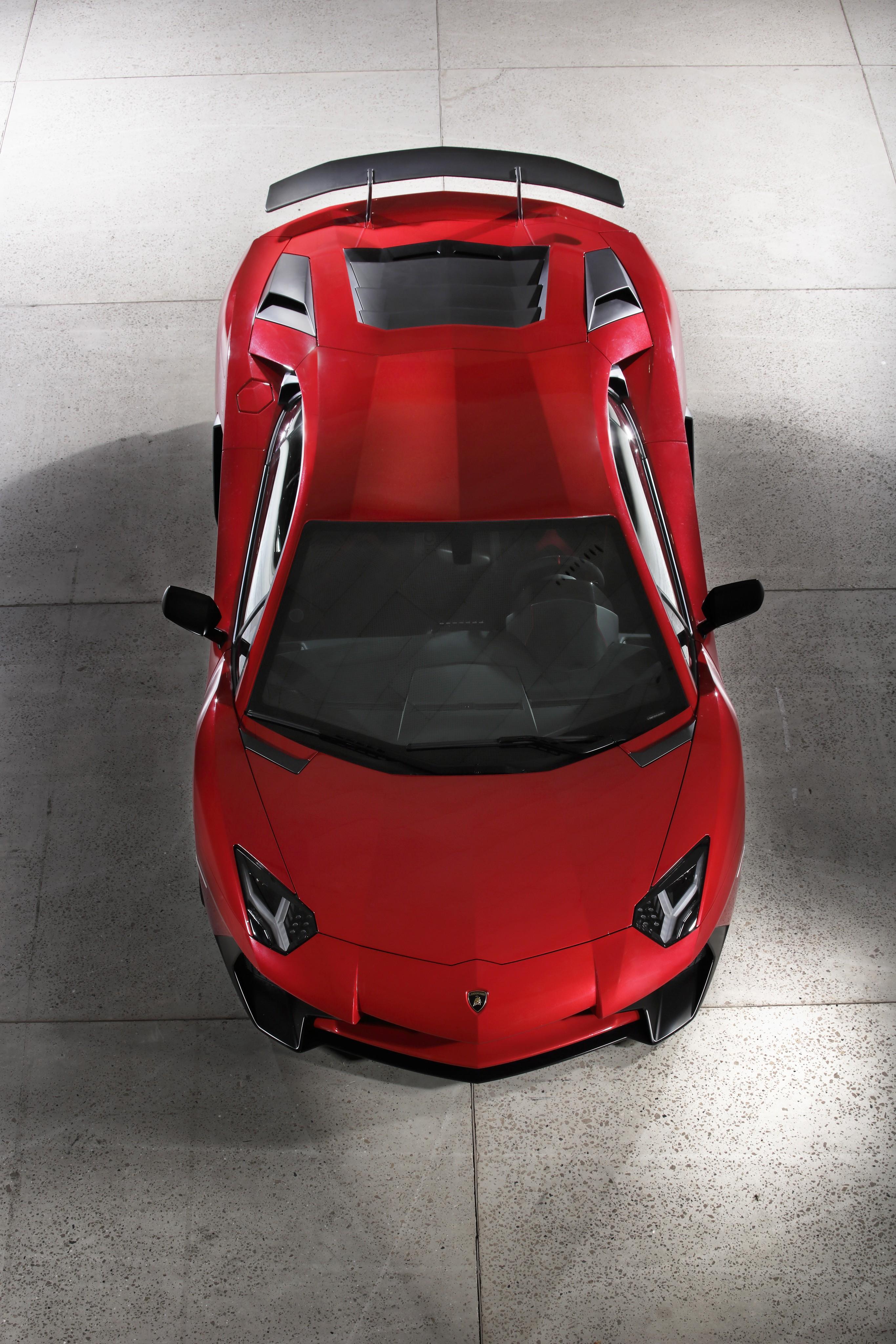 Automotive Car Parts >> LAMBORGHINI Aventador LP750-4 SV specs - 2015, 2016, 2017, 2018 - autoevolution