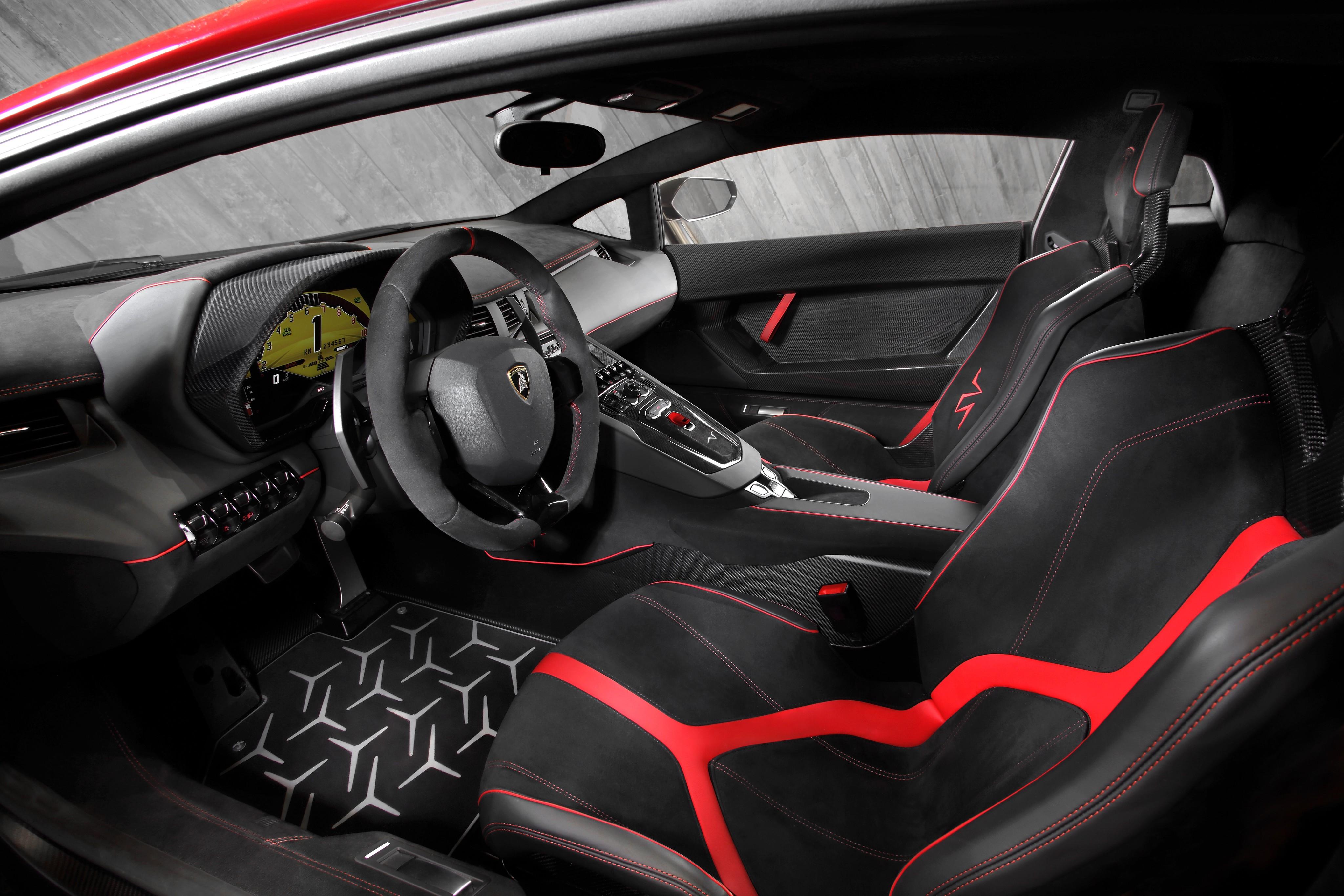 Lamborghini Aventador Lp750 4 Sv Specs Photos 2015 2016 2017
