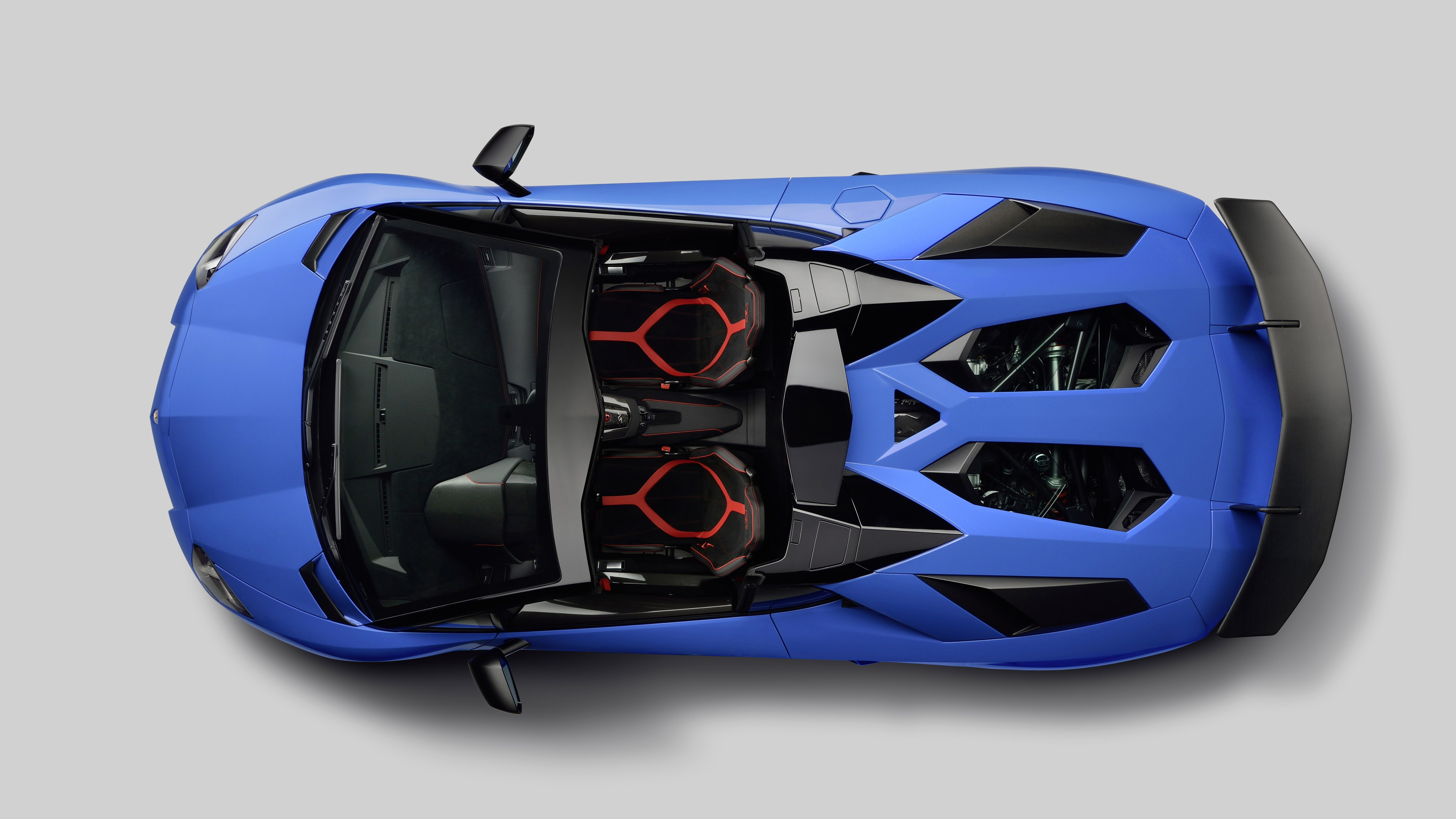 Lamborghini Aventador Lp750 4 Sv Roadster Specs Photos 2015