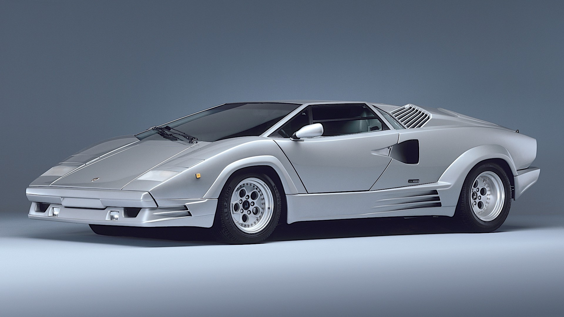 1990 lamborghini countach 25th anniversary edition youtube.
