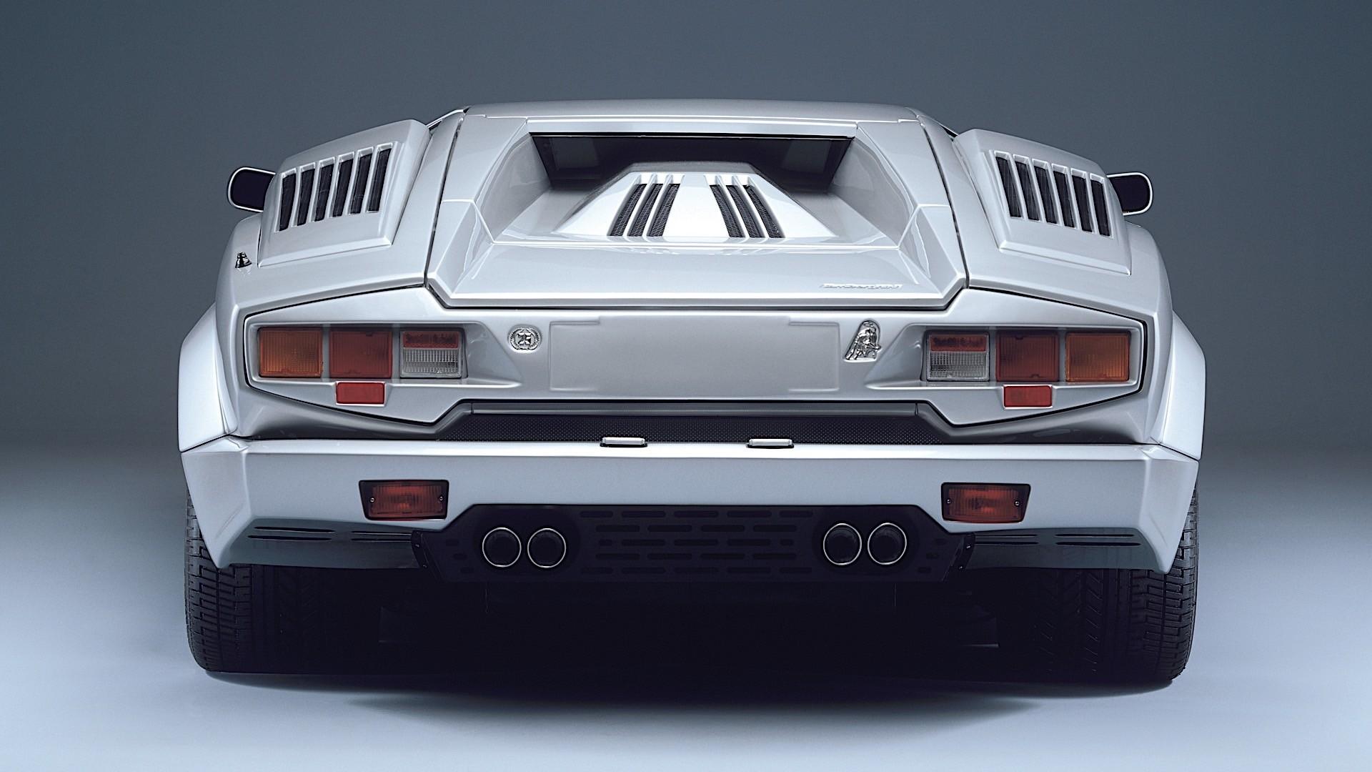 Lamborghini Countach 25th Anniversary Specs Amp Photos