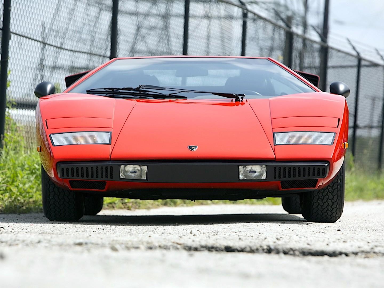 Lamborghini Countach Lp 400 Specs Amp Photos 1973 1974