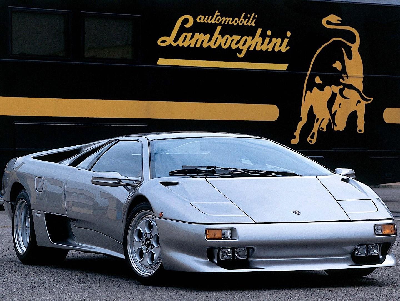 Lamborghini Diablo Specs Amp Photos 1990 1991 1992 1993