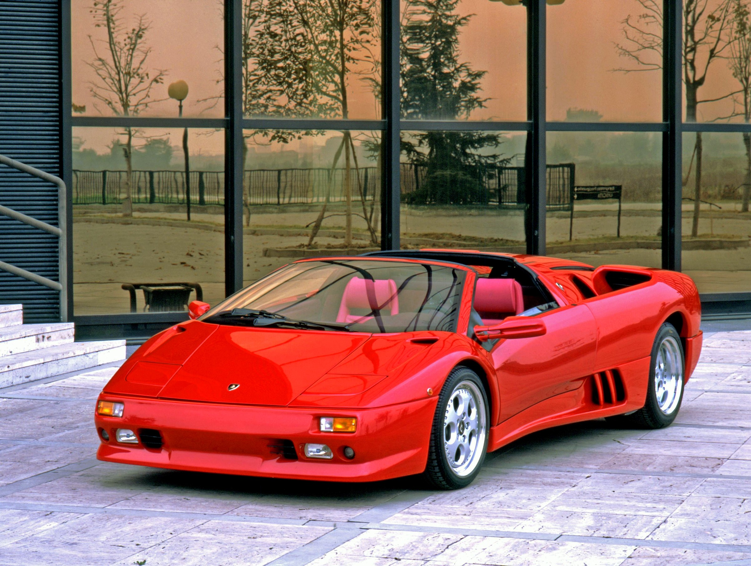 Lamborghini Diablo Roadster Specs 1996 1997 1998 1999