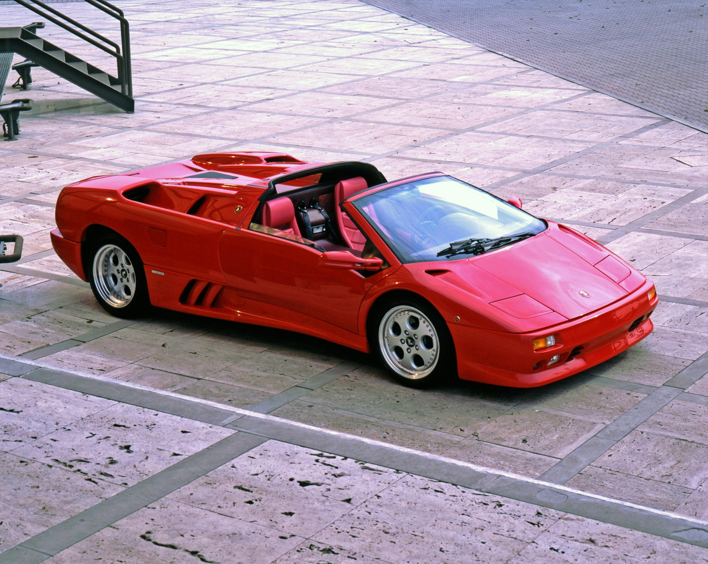 Lamborghini Diablo Roadster Specs Photos 1996 1997 1998 1999