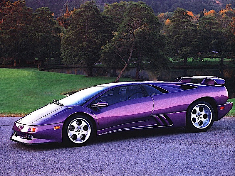 Lamborghini Diablo Se 30 Specs 1994 1995 Autoevolution