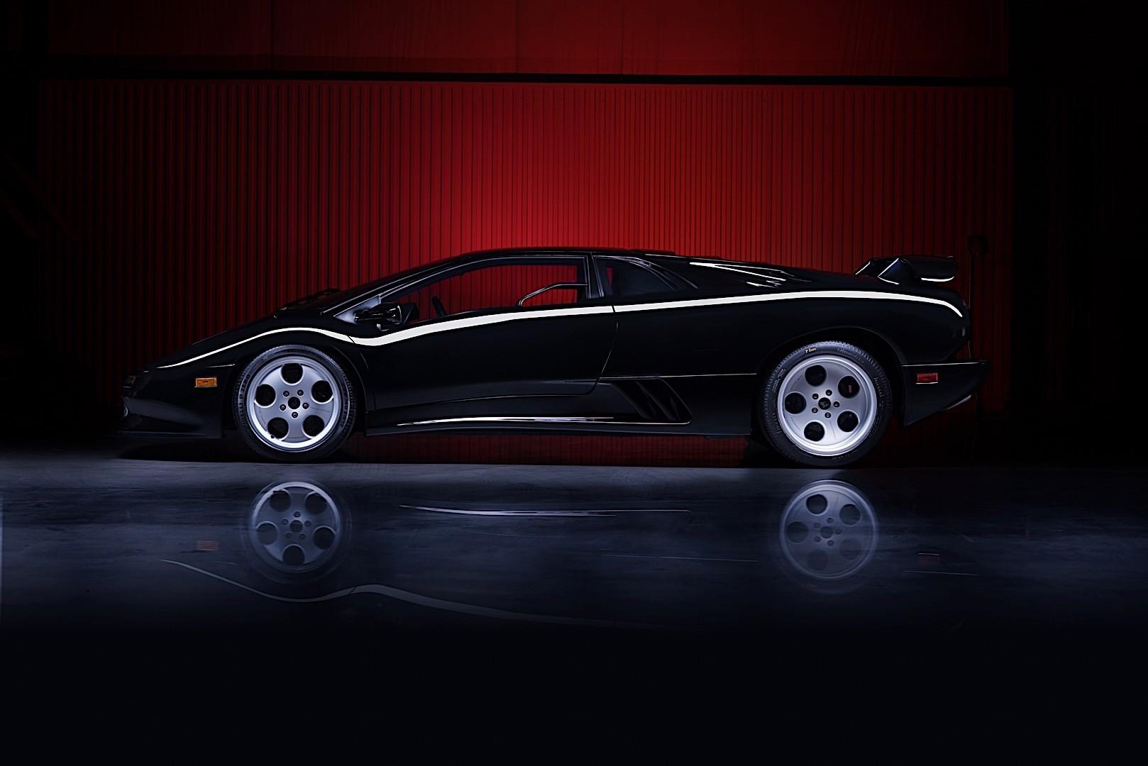 Lamborghini Diablo Se 30 Specs Amp Photos 1994 1995