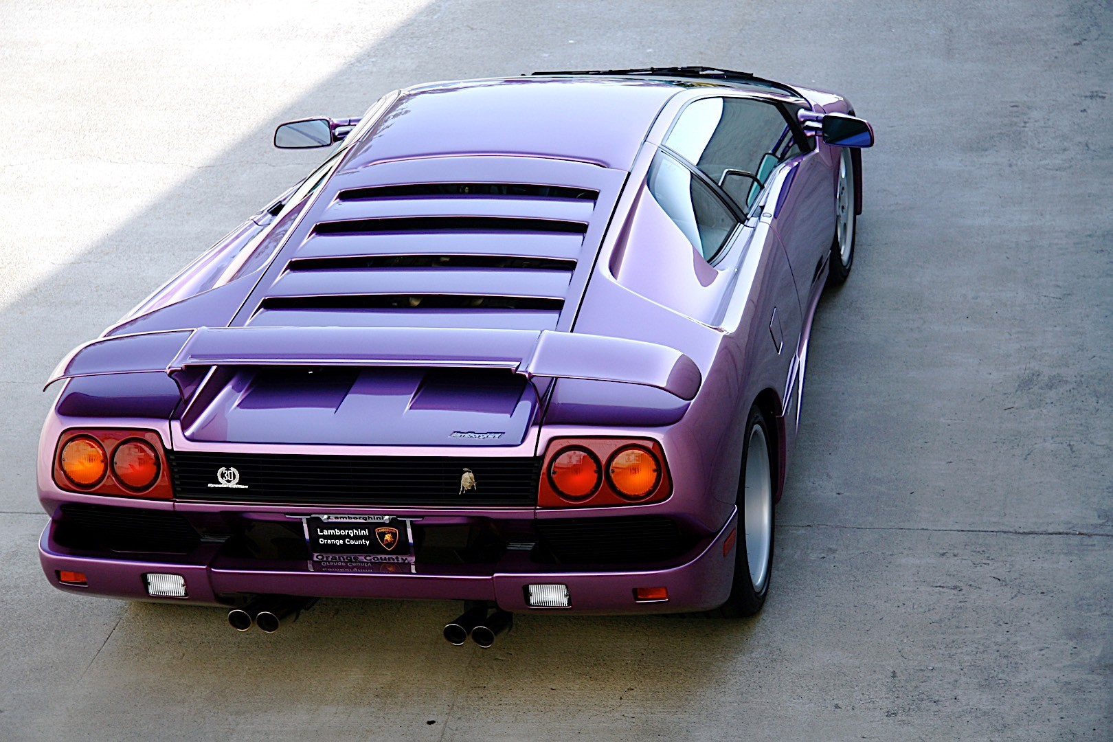 lamborghini diablo se 30 specs 1994 1995 autoevolution. Black Bedroom Furniture Sets. Home Design Ideas