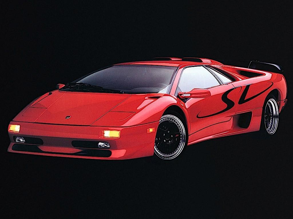 Lamborghini Diablo Sv Specs Amp Photos 1996 1997 1998