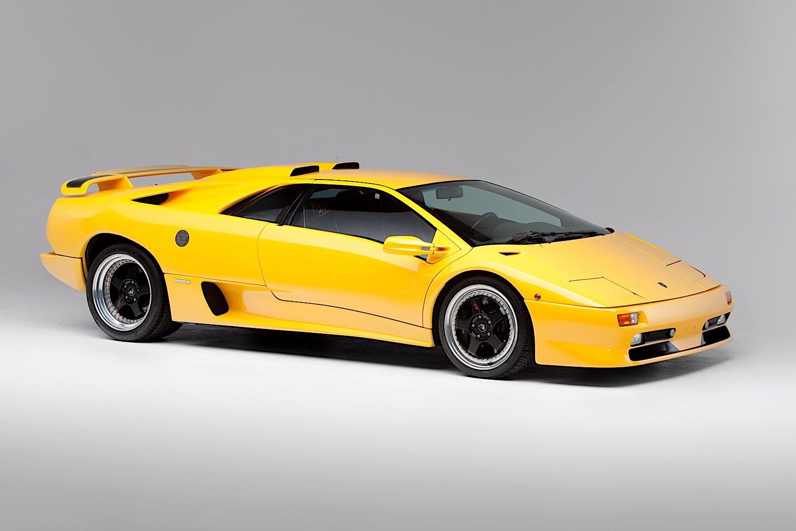 Lamborghini Urus 0 60 >> LAMBORGHINI Diablo SV specs & photos - 1996, 1997, 1998, 1999 - autoevolution