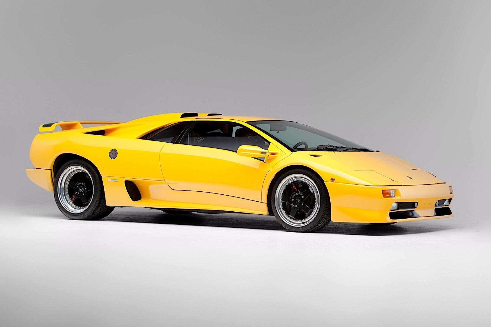Lamborghini Diablo Sv Specs Amp Photos 1996 1997 1998 1999 Autoevolution