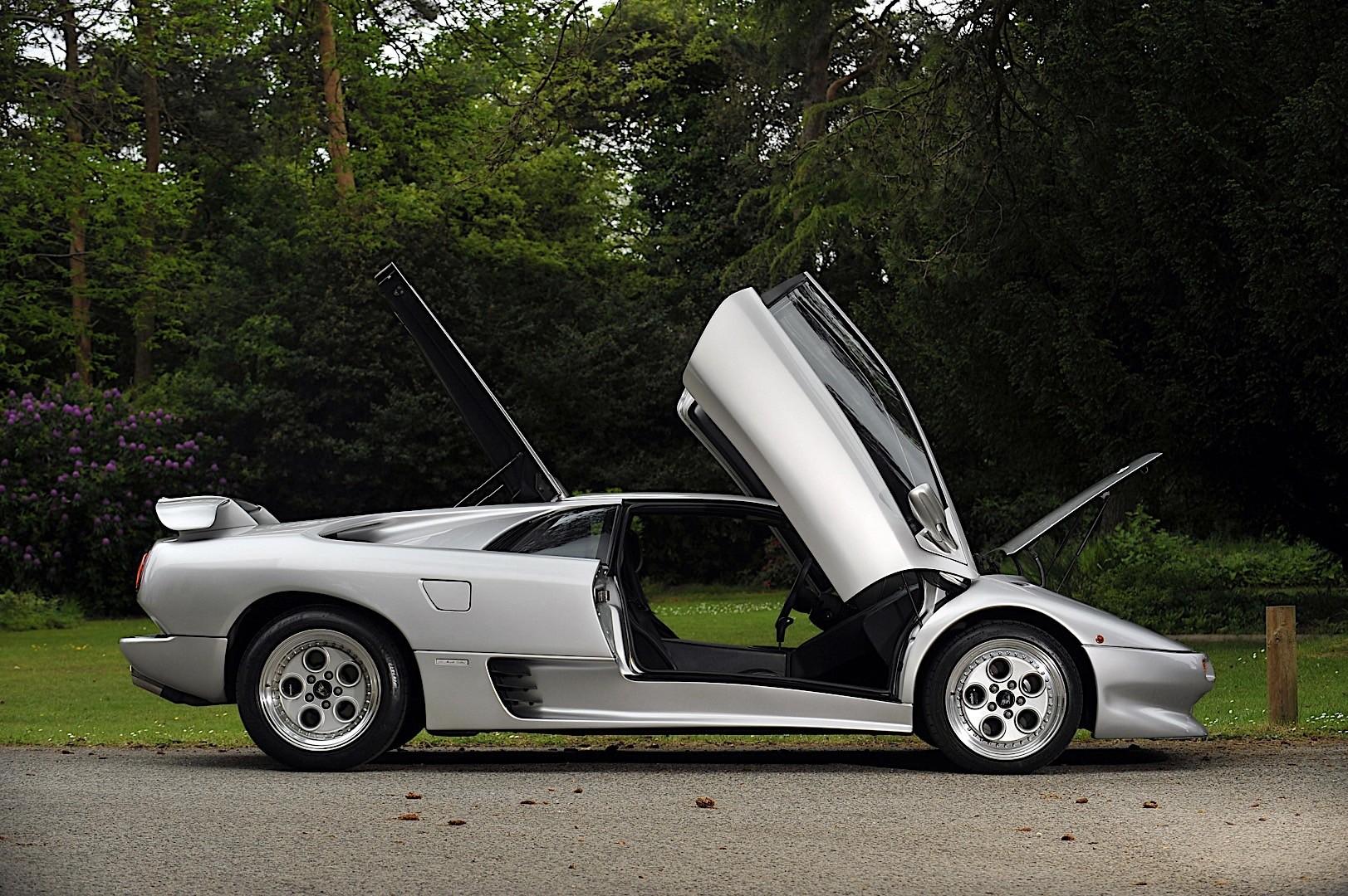 Lamborghini Diablo Vt Specs Amp Photos 1993 1994 1995