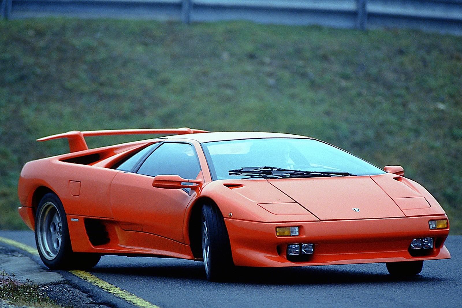 LAMBORGHINI Diablo VT specs - 1993, 1994, 1995, 1996, 1997 ...