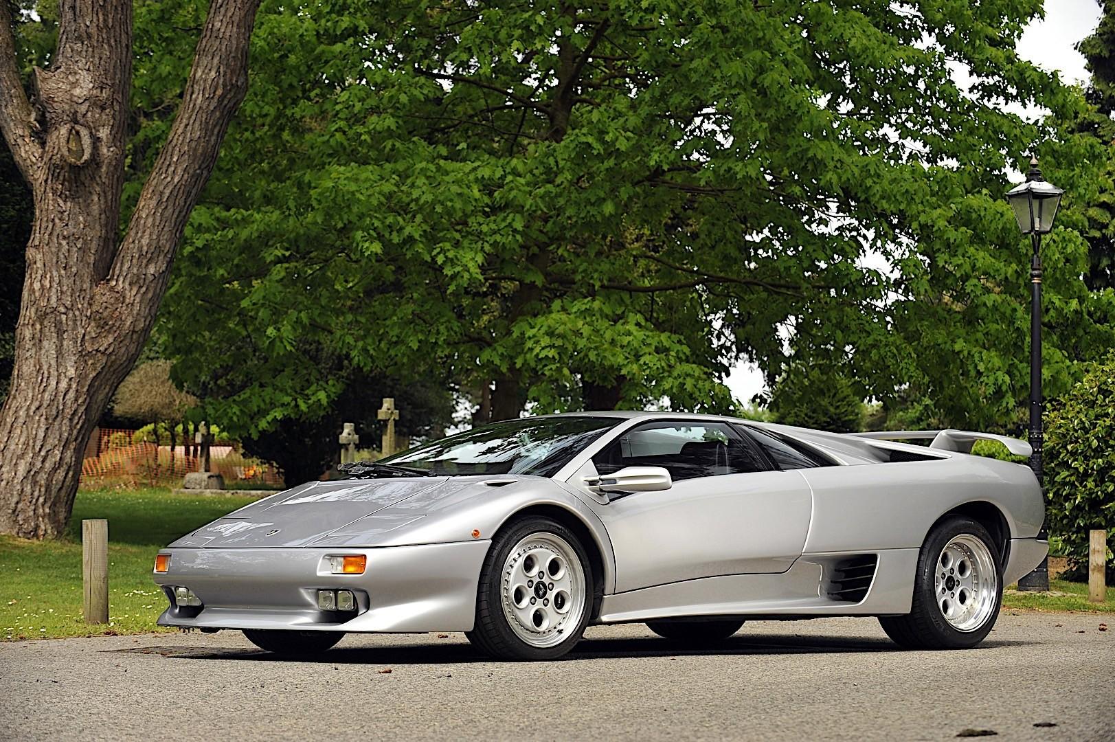 Lamborghini Diablo Vt Specs 1993 1994 1995 1996 1997