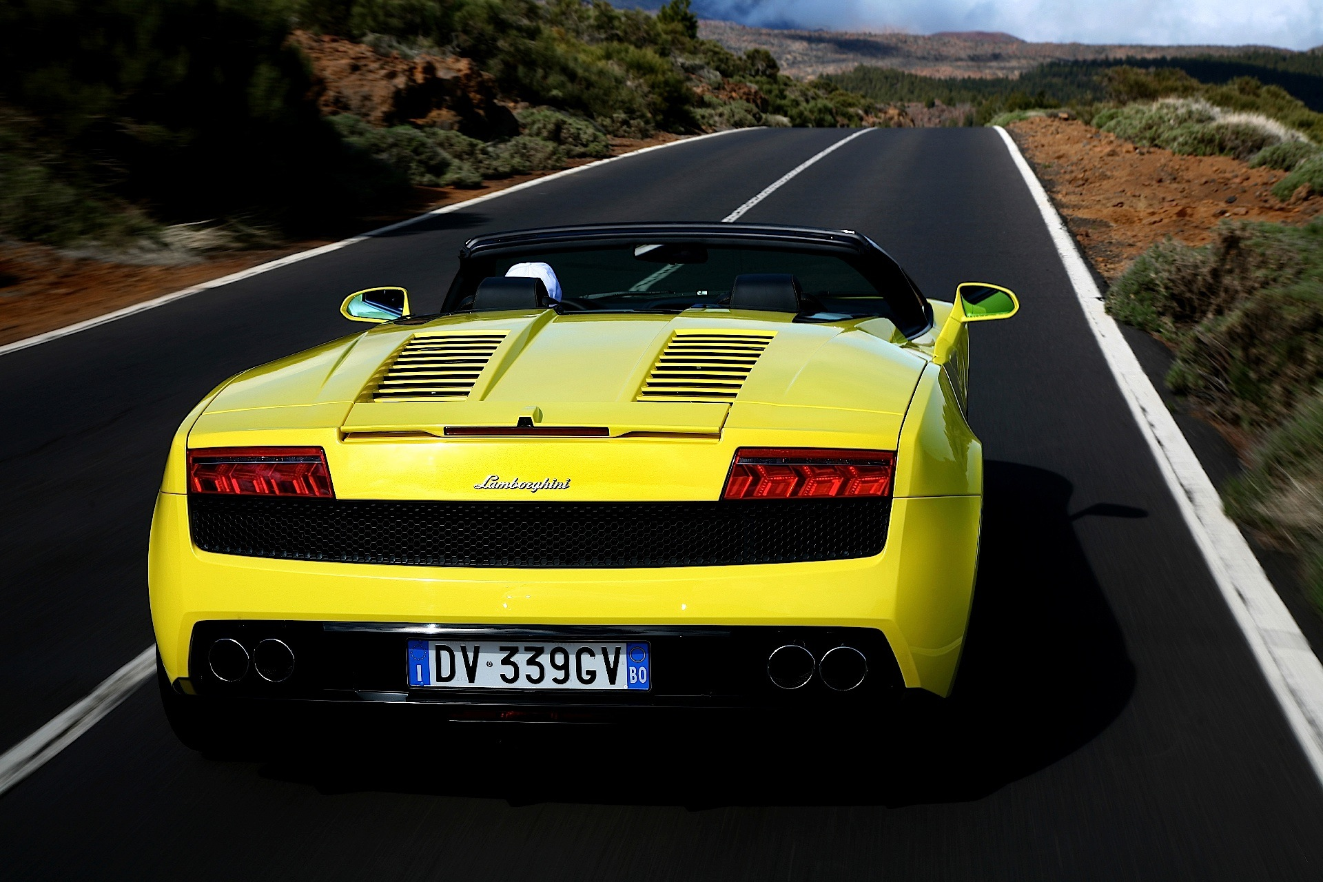 Lamborghini Gallardo 560 4 Spyder Specs 2008 2009 2010