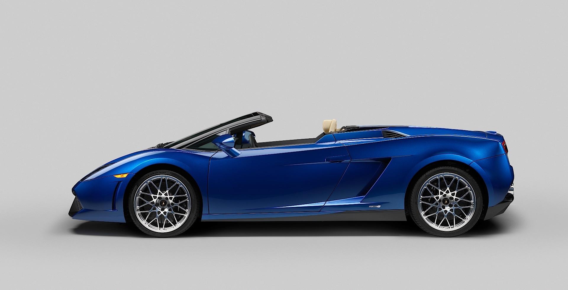 Lamborghini Gallardo Lp 550 2 Spyder Specs Photos 2012 2013