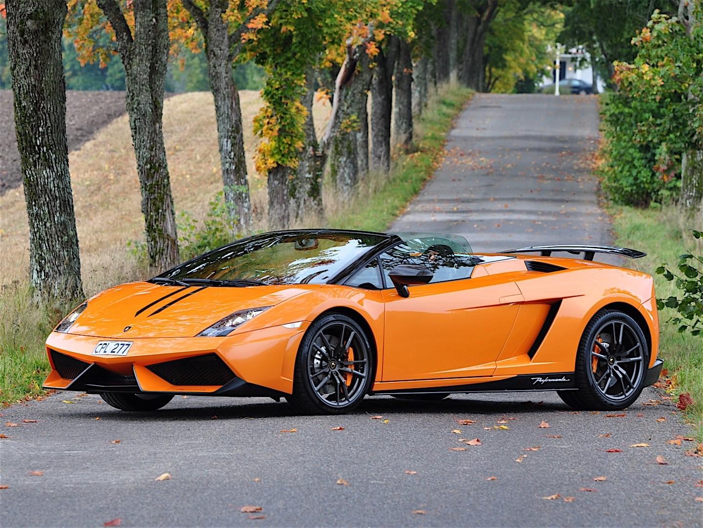 2012 Lamborghini Gallardo LP550-2 and 2012 Lamborghini ... |Lamborghini Gallardo Spyder 2012