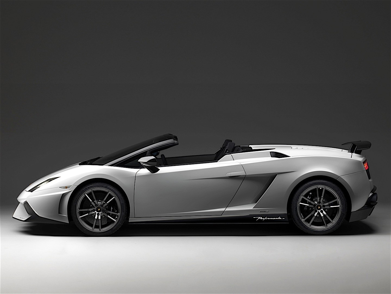 Lamborghini Gallardo Lp 570 4 Spyder Performante Specs