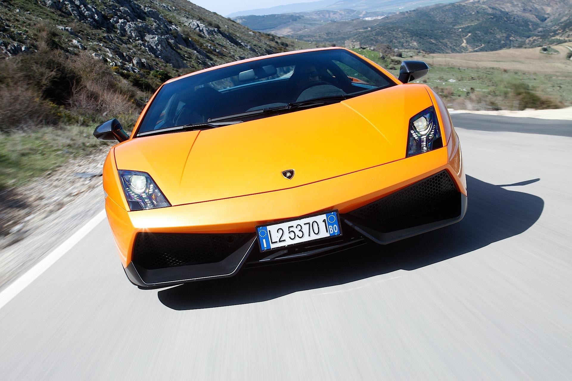 Lamborghini Gallardo Lp 570 4 Superleggera Specs Photos 2010