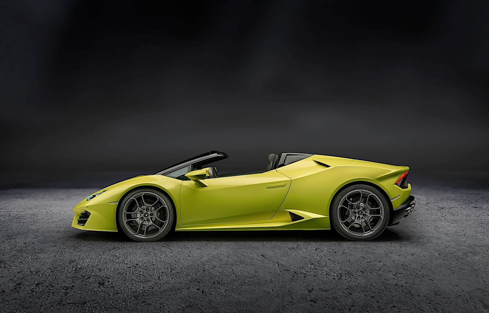 lamborghini huracan lp 580 2 spyder rwd specs 2016 2017 autoevolution. Black Bedroom Furniture Sets. Home Design Ideas